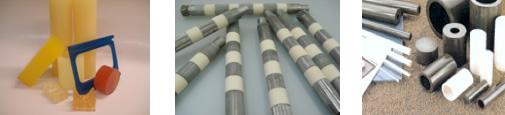 Elástomeros y plásticos de alto rendimiento